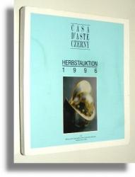 HERBSTAUKTION 1996 [3. AUKTION ] - Casa D'Aste Czerny