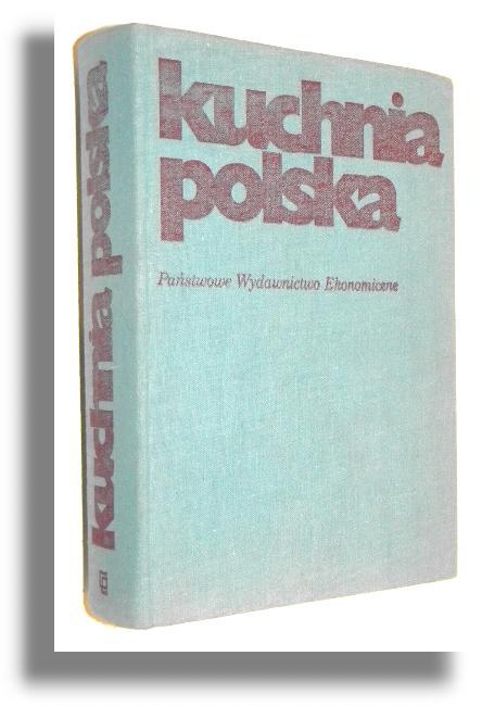 Kuchnia Polska Berger Stanisław Kuchnia Polska Antykwariat