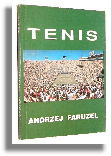Tenis Faruzel Andrzej Pozostale Antykwariat Internetowy Nws