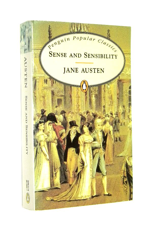 Sense And Sensibility Austen Jane Po Angielsku Antykwariat