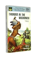 THUNDER IN THE WILDERNESS - Hamilton, Harry