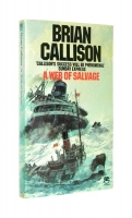 A WEB OF SALVAGE - Callison, Brian