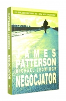NEGOCJATOR - Patterson, James * Ledwidge, Michael