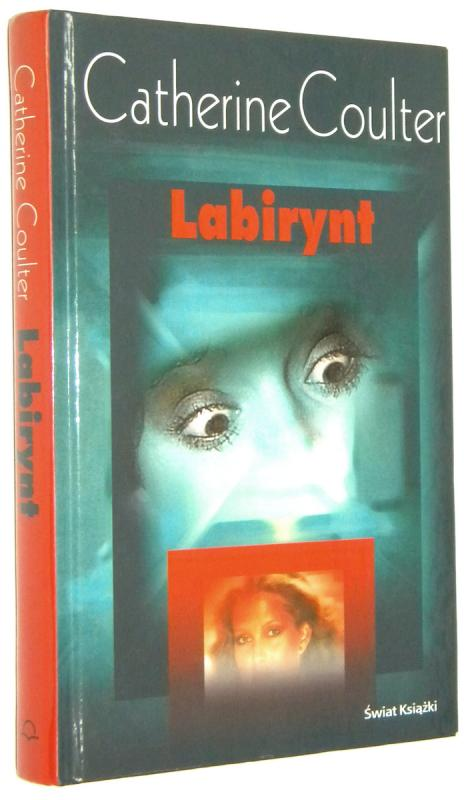 LABIRYNT - Coulter, Catherine